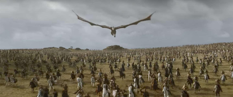 Eerste trailer Game of Thrones - Seizoen 7