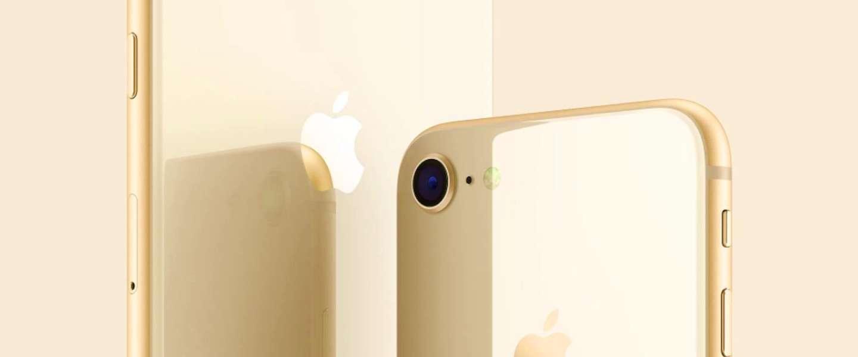 Gerucht: Apple's iPhone X binnenkort ook in goud beschikbaar
