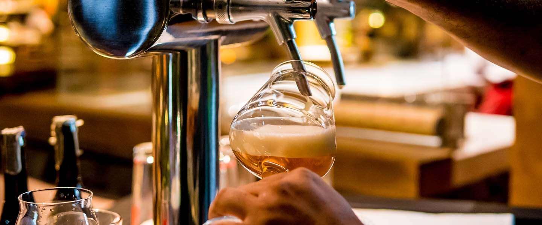 Gouden momenten beleef je met bier!