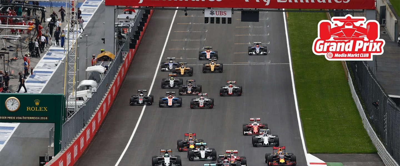 Ga jij mee naar Spielberg? De thuisrace van Red Bull Racing.