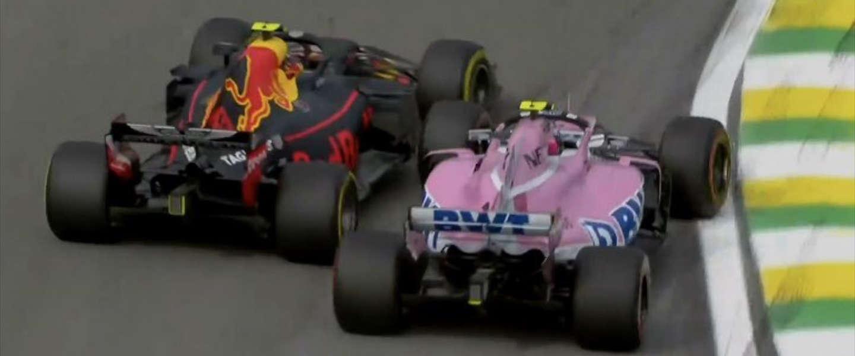 Max Verstappen vs Esteban Ocon, vrienden voor het leven