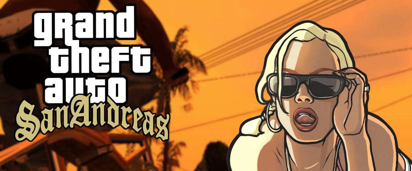Grand Theft Auto: San Andreas 18+