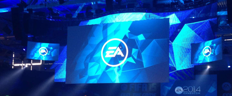 EA Gamescom persconferentie