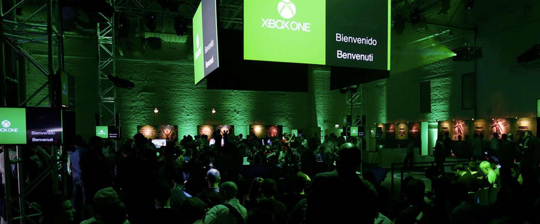Microsoft Gamescom-persconferentie