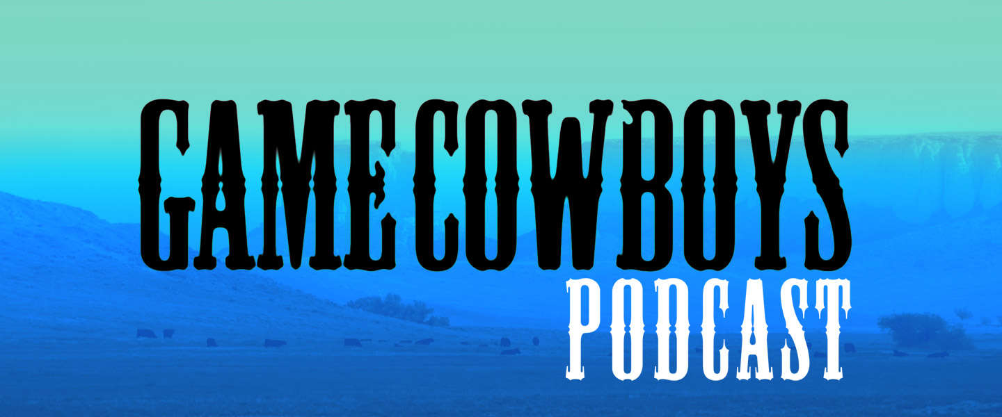 Gamecowboys podcast: herstart (met Marco Edelman)