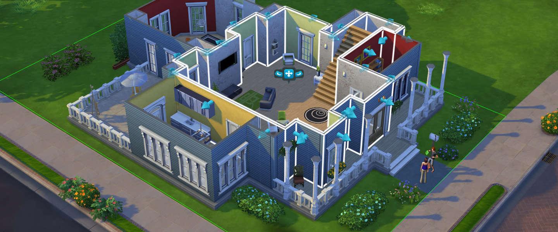 Gespeeld op Gamescom: De Sims 4