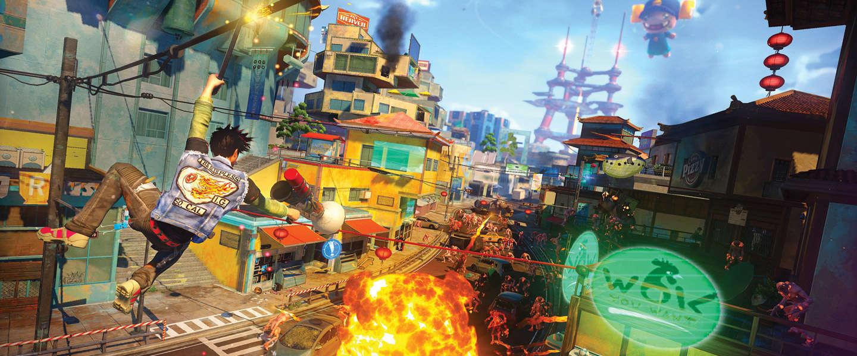 Gezien op Gamescom: Sunset Overdrive