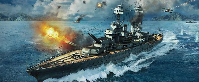 Gespeeld op Gamescom: World of Warships