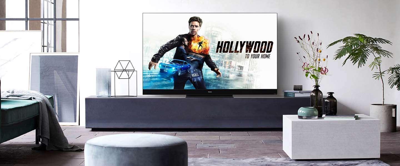 Haal Hollywood naar je huiskamer