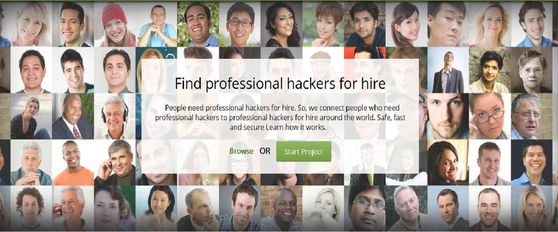 Huur nu je eigen hacker!