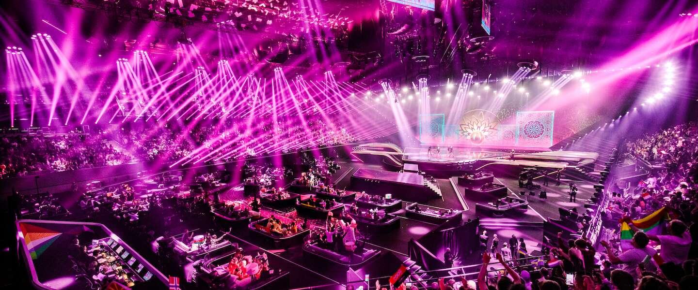 Hoogtepunten van en leukste tweets over de 1e halve finale van het Songfestival!