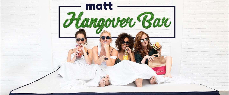 Amsterdam krijgt een pop-up Hangover Bar in de Pijp