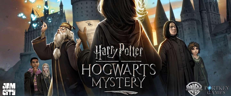 Harry Potter: Hogwarts Mystery landt 25 april op smartphones