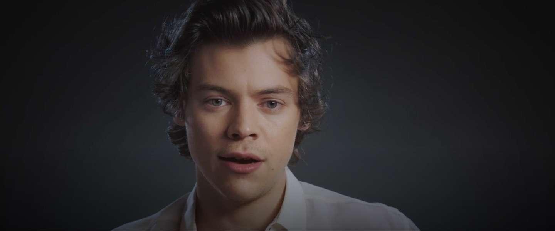 Apple Music kondigt exclusieve Harry Styles film aan