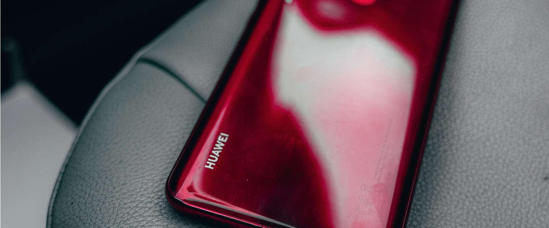 Huawei verliest terrein in Japan