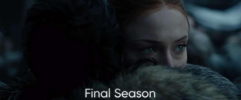 HBO deelt een korte blik op Game of Thrones seizoen 8
