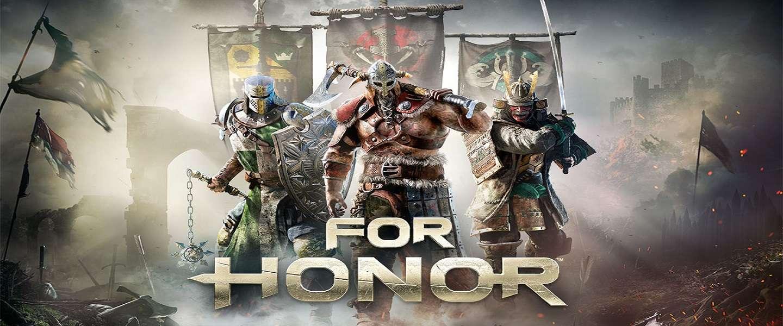 For Honor, de game voor mannen van staal