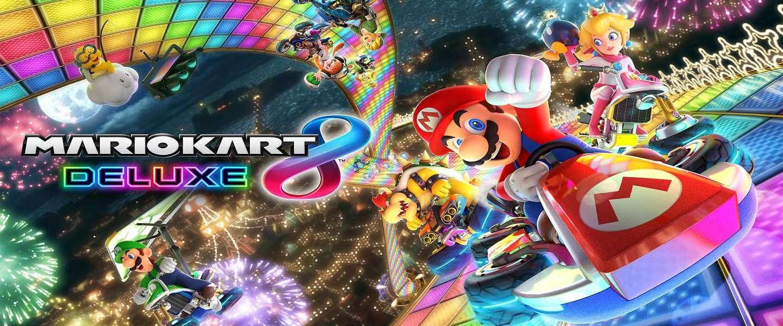 Mario Kart 8 Deluxe: niet nieuw, wel beter