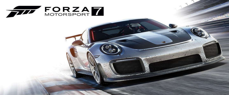 Forza Motorsport 7: grafisch indrukwekkende racegame