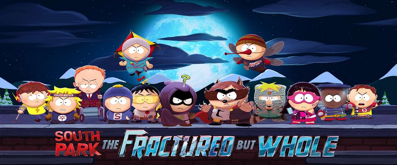 South Park: The Fractured but Whole doet het gebruikelijke geweldig