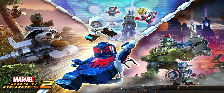 Lego Marvel Superheroes 2 mist een blokje