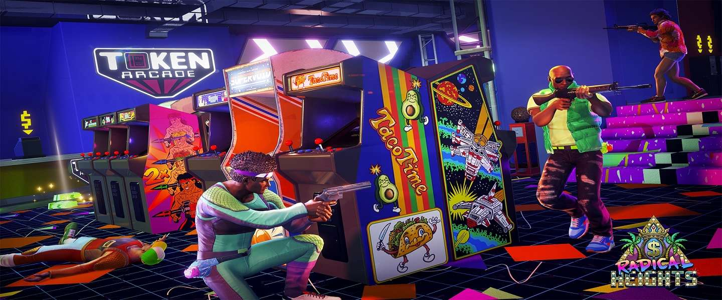 Radical Heights, de zoveelste Battle Royale game