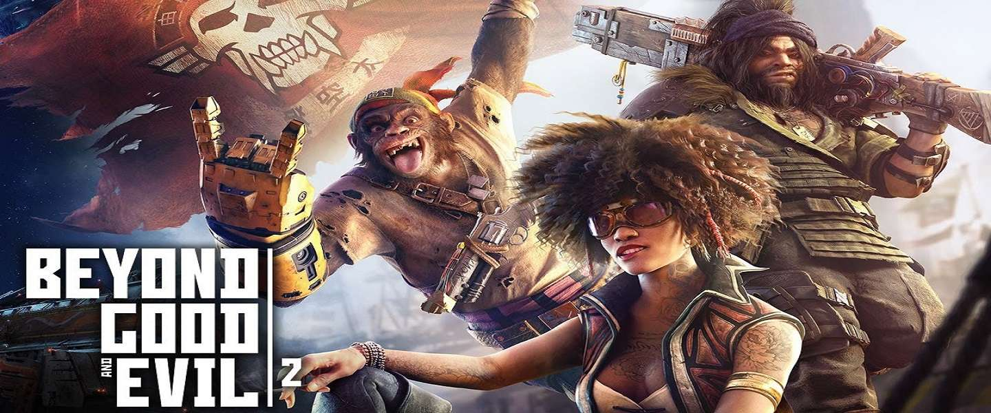Beyond Good & Evil 2: de eerste gameplay beelden