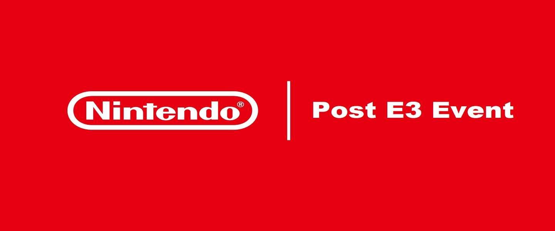 Nintendo post-E3 event: voor ieder wat wils