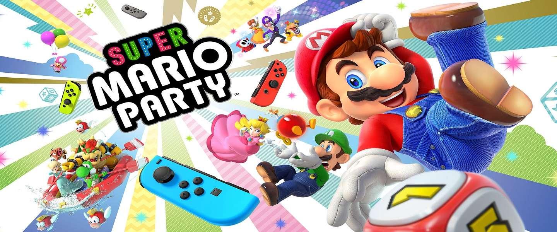 Super Mario Party: Een feest van herkenning