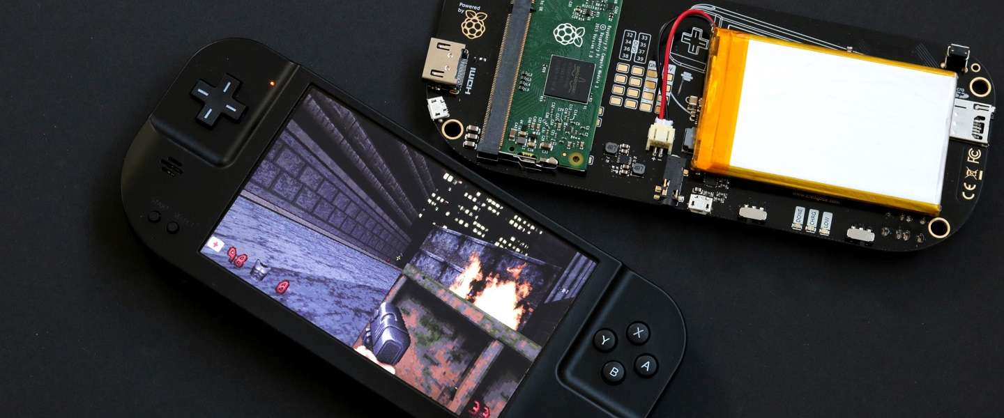 Dit is LYRA: speel retro games 'on the go'