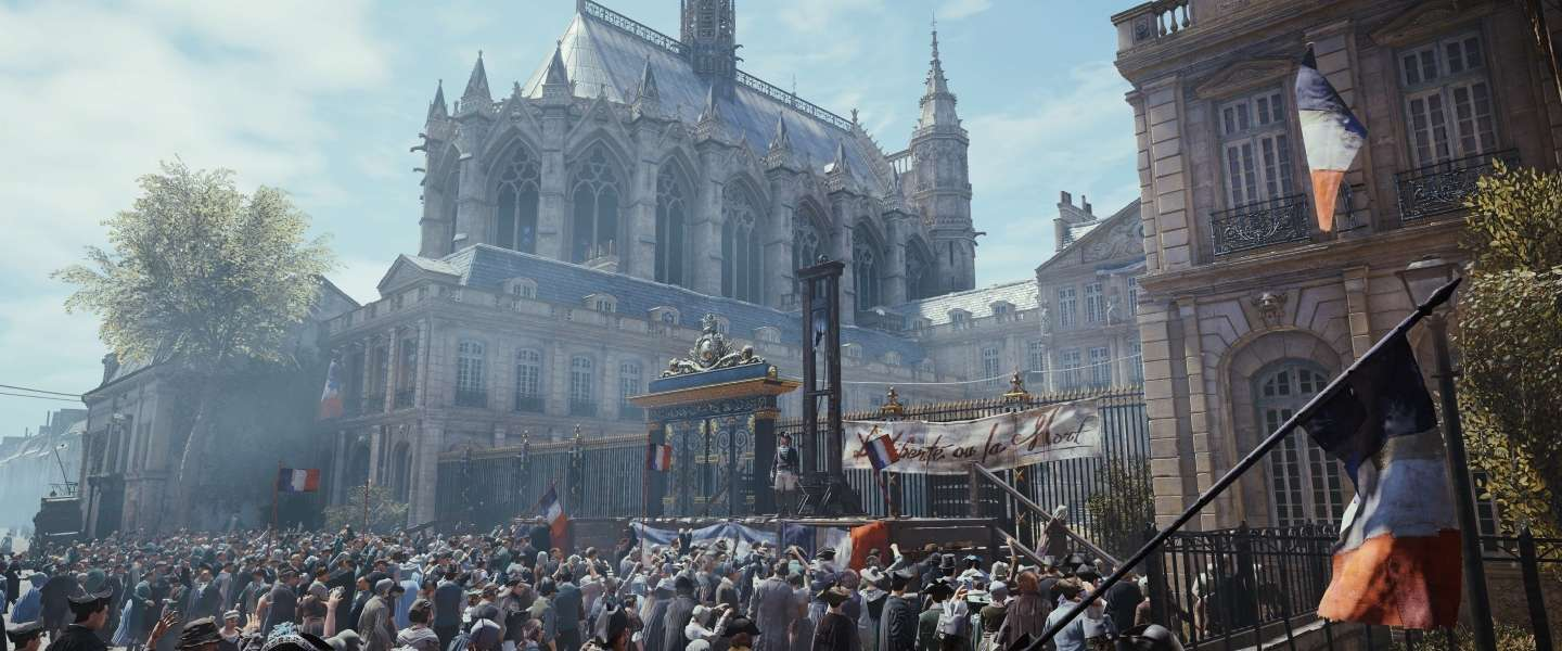 Assassin's Creed Unity: Zeker niet revolutionair