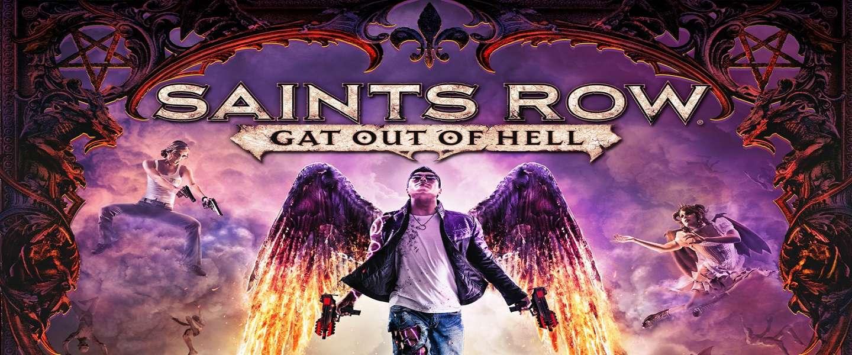 De Saints gaan naar de Hel!