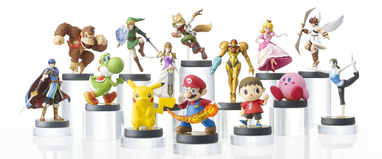 Nintendo op winst, voornamelijk door games en Amiibo's