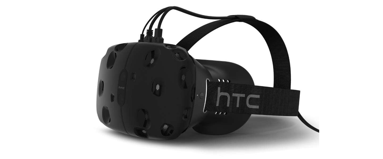 Valve en HTC komen met eigen VR headset