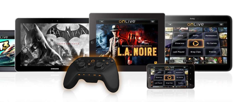 Doek valt voor gamestreamingdienst OnLive
