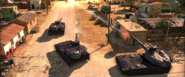Gezien op Gamescom: Act of Aggression