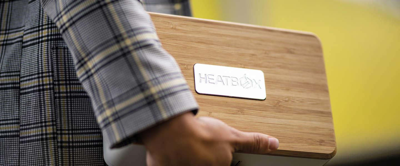 Gezond eten onderweg met een zelfopwarmende lunchbox