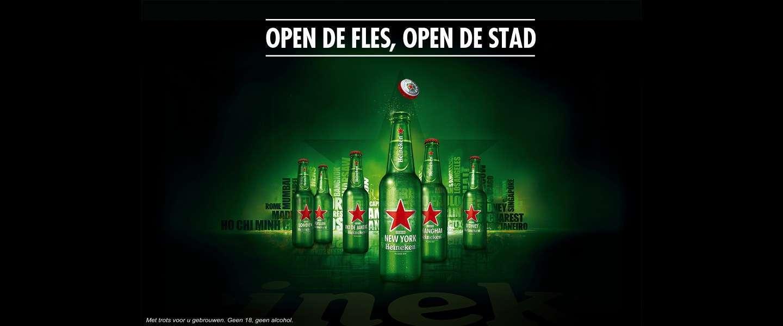 Heineken the cities: ontdek Rotterdam