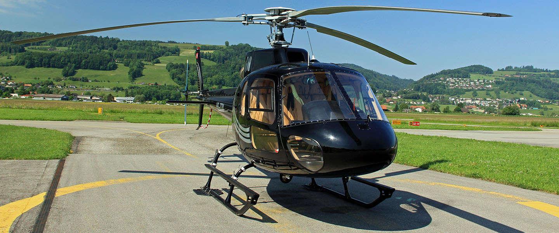 Helikopterdienst van Uber voor het filmfestival in Cannes
