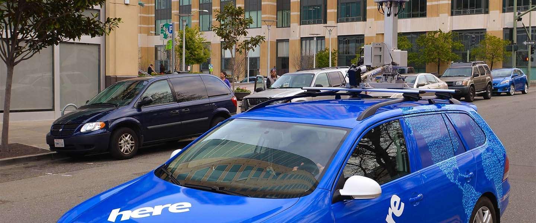 Nokia start een 'Conected Car' fonds, en wil 100 miljoen dollar investeren