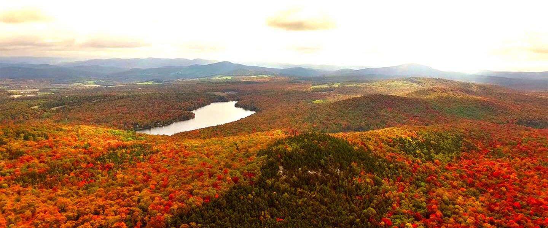 Prachtige beelden van de herfst in Vermont [video]