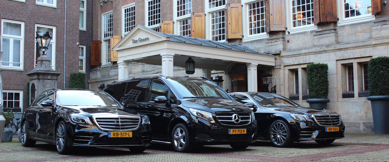 Hertz introduceert VIP Executive Cars