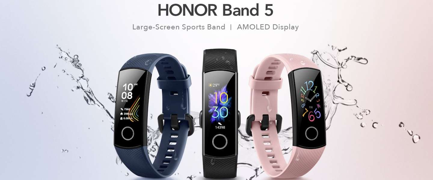 Review: Honor Band 5