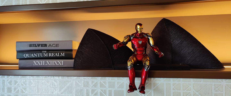 Hoe Disney's Hotel New York nu een Marvel-walhalla is