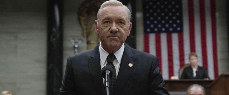 House of Cards gaat stoppen, Kevin Spacey de oorzaak?