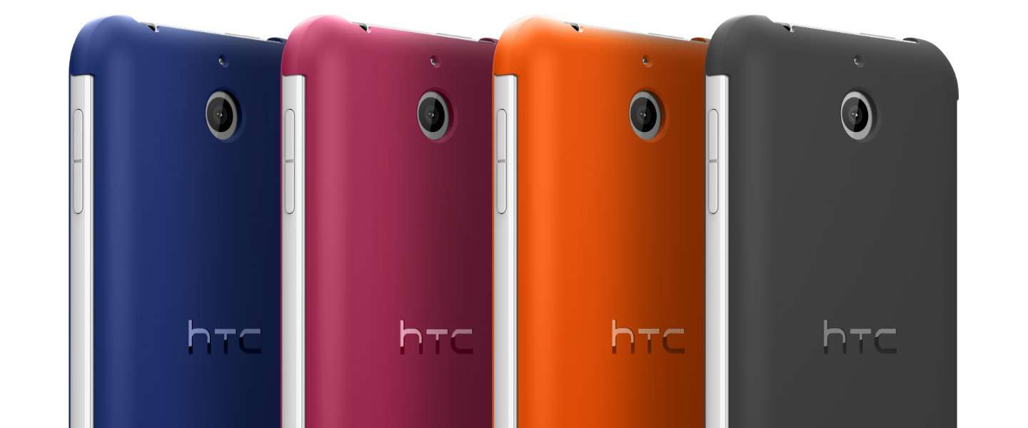 HTC Desire 510 is eerste 64-bit Android-smartphone