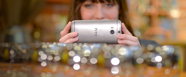 HTC One (M8) bekroond met Graham Award voor 'Most Innovative Smartphone 2014'