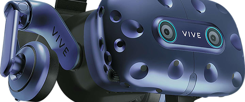 Vijf dingen die interessant kunnen zijn aan een VR-bril met oogtracking
