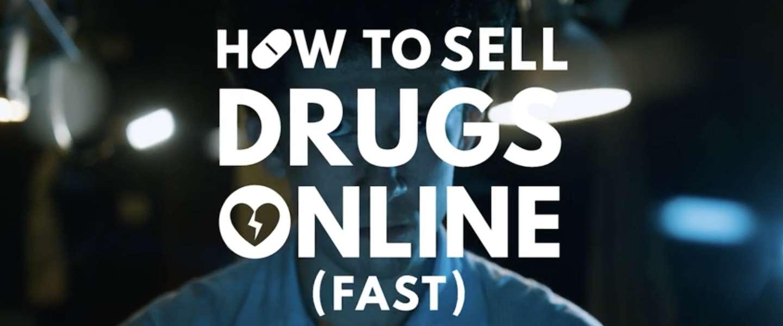 Duitse Netflix original How To Sell Drugs Online (Fast) eind mei te zien
