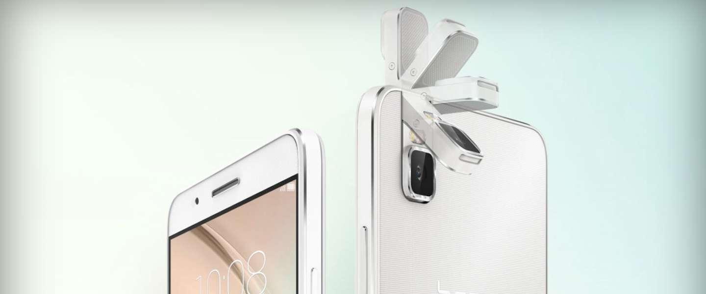 Is dit de telefoon met de beste selfie camera?